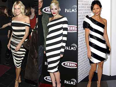 How to wear Black and White Stripes | Romantique and Rebel