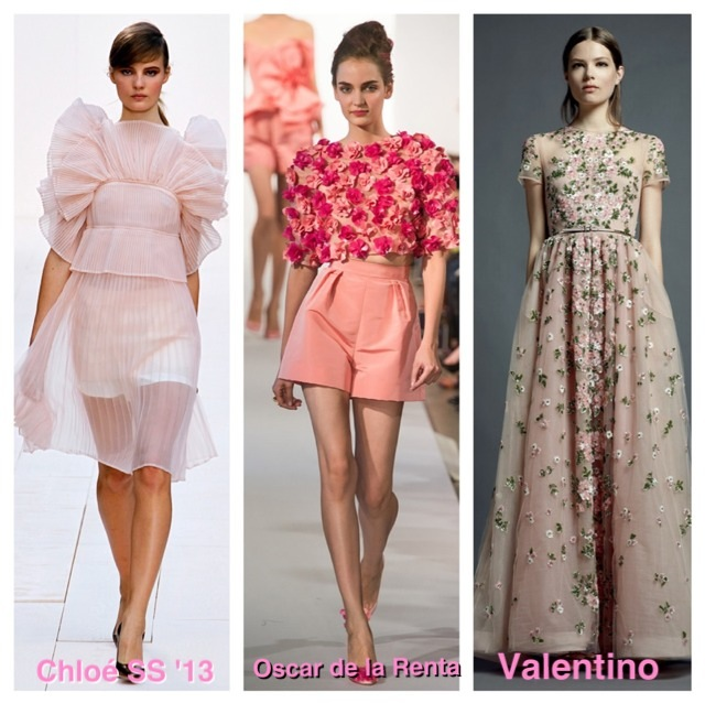 Trend Ss 2013 Romanticism Ballet And Fairytales