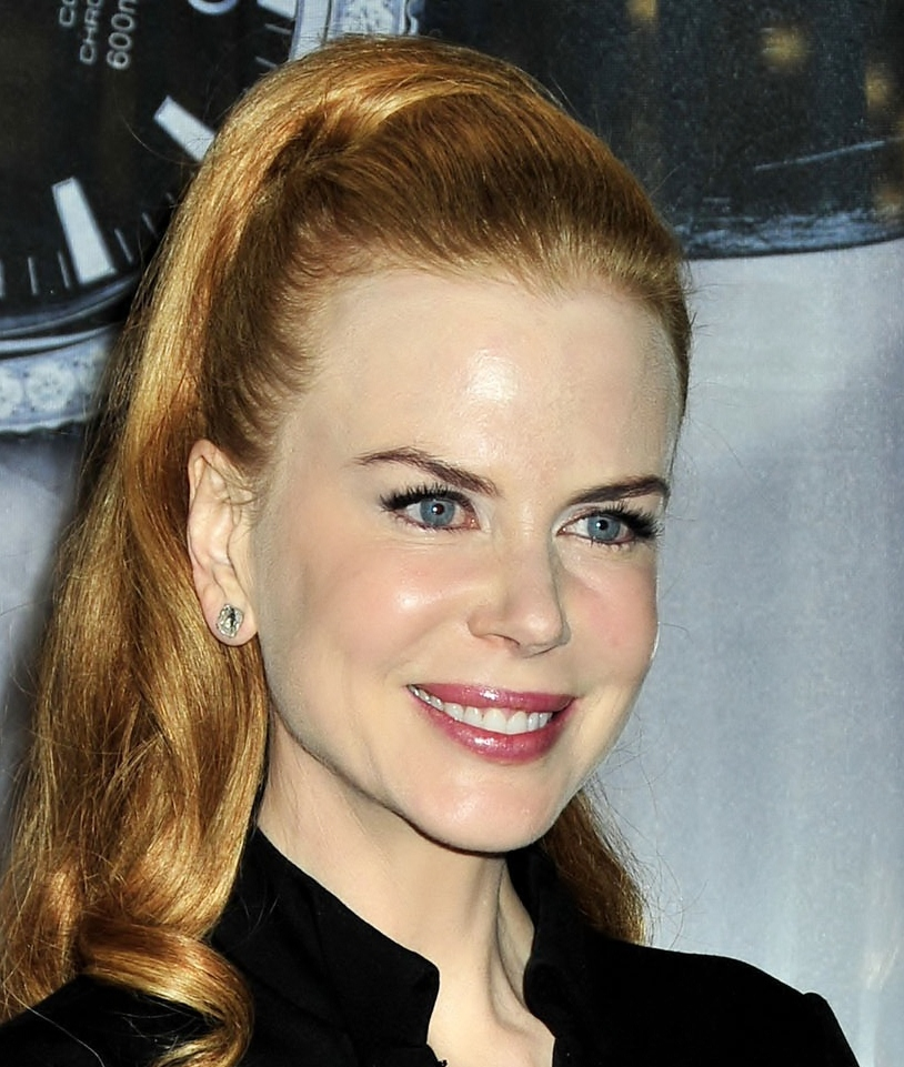 Nicole Kidman - The Age Fighter