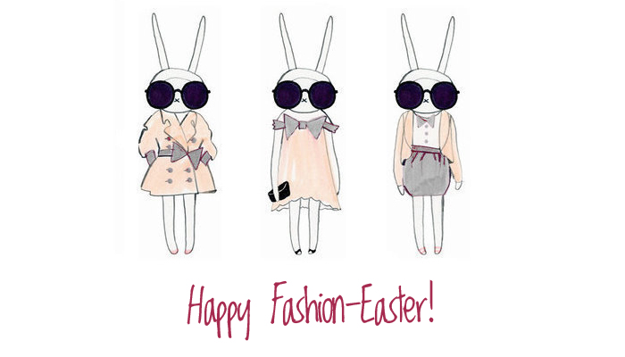 Once Upon a Time Blog - Happy Fashion Easter