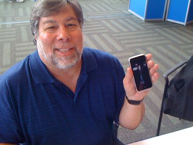 Steve Wozniak is the type of admired introvert in the society: A gadget inventing multimillionaire