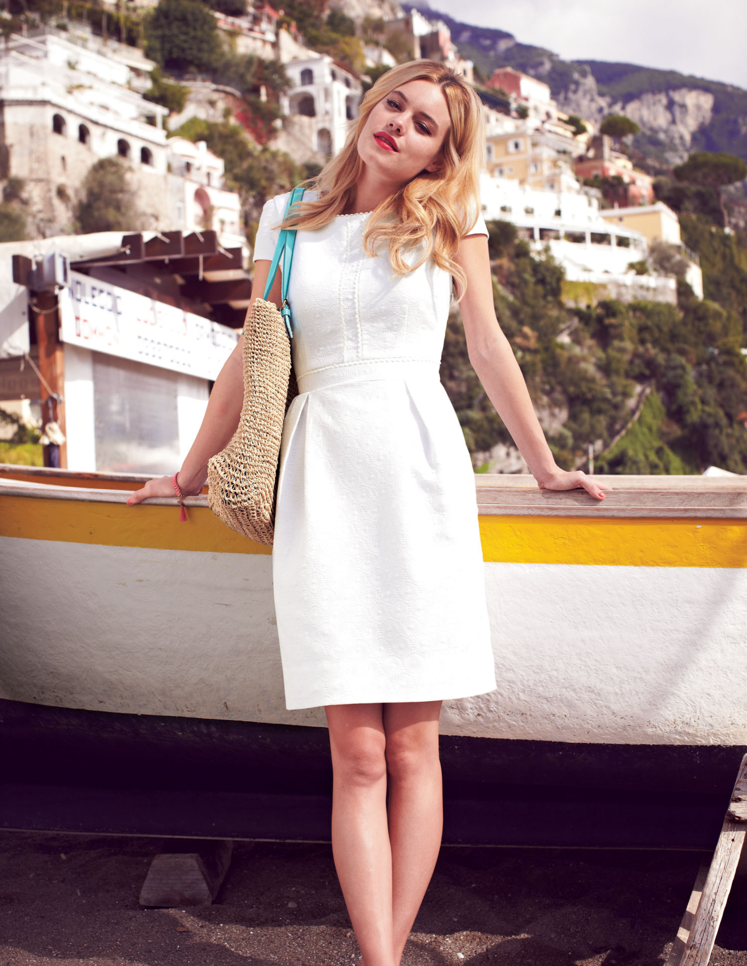 Boden's Italian 50s and 60s Summer Collection | Romantique and Rebel