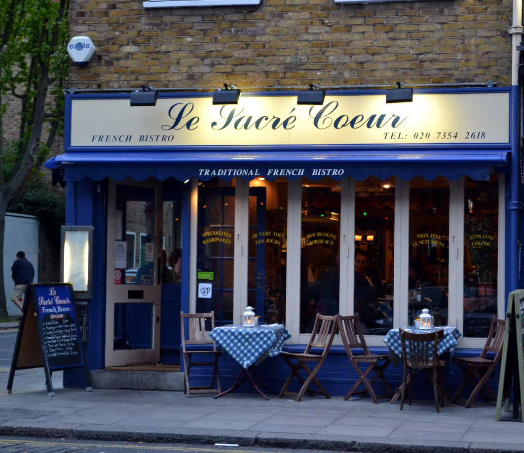 Perfect for a superb meal on a balmy summer night. This bistro is popular, so make sure you book on a weekend