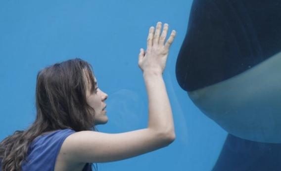"Marion Cotillard in the movie ""Rust and Bone"""