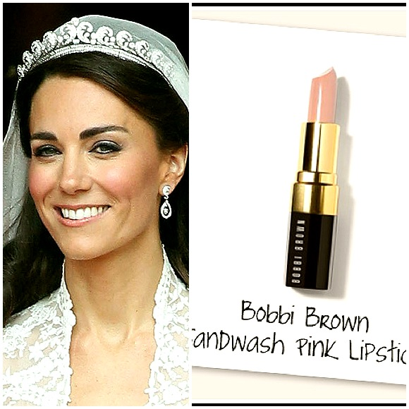 Bobbi Brown in sandwash pink
