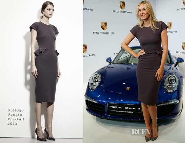 Maria-Sharapova-In-Bottega-Veneta-Porsche-Presents-New-Testimonial