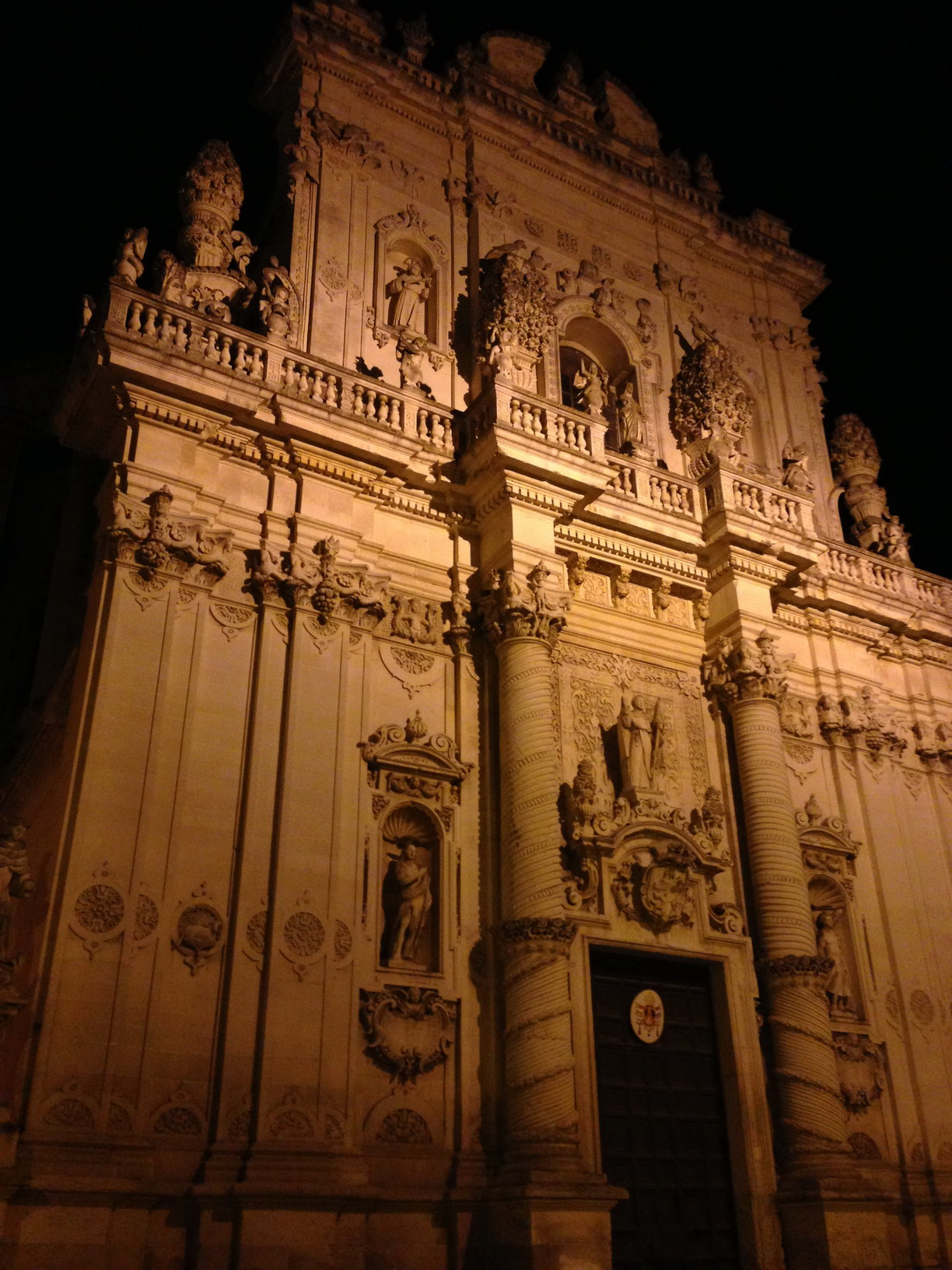 Basiliica of St Giovanni Battista in Lecce