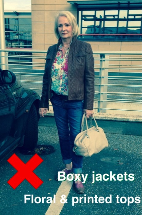 Style Advice Fashion 50+ Boxy jacket
