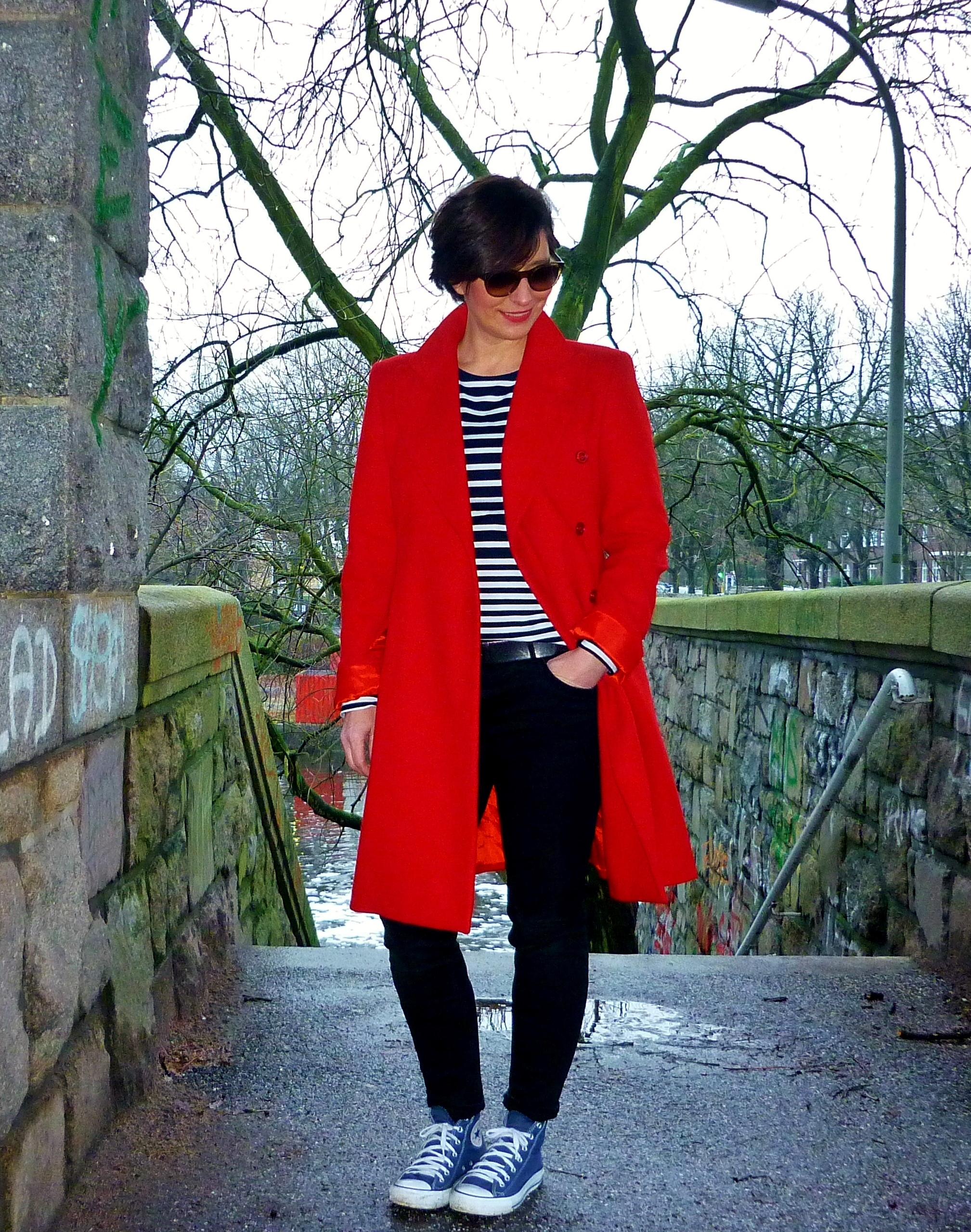 Streetstyle-Red-Coat-Winter