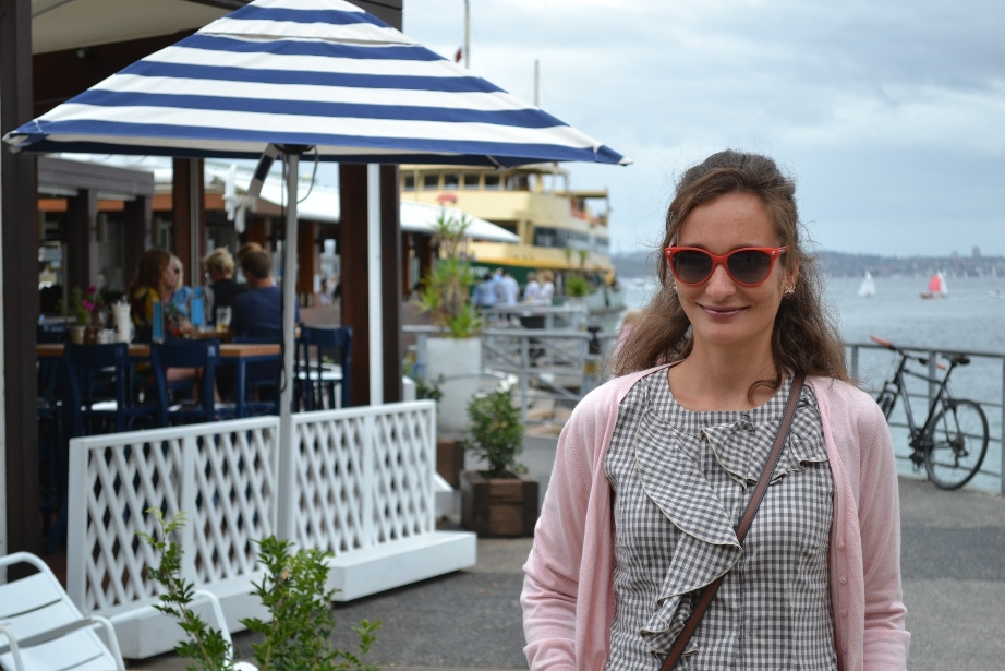 Gingham playsuit Max Mara in Manly