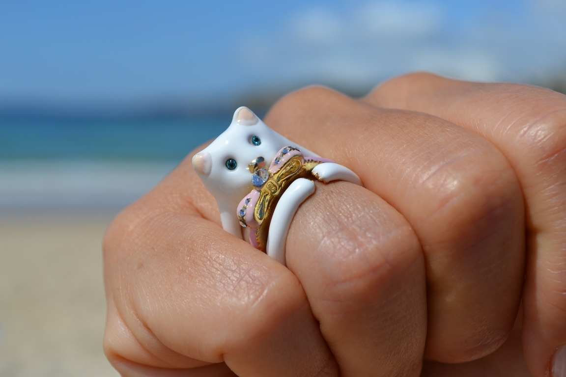 Cat Ring Les Nereides