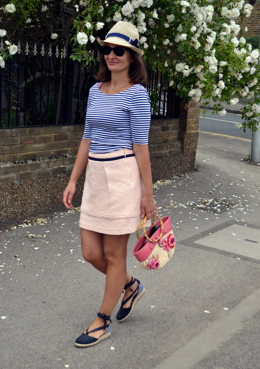 Panama hat street style london
