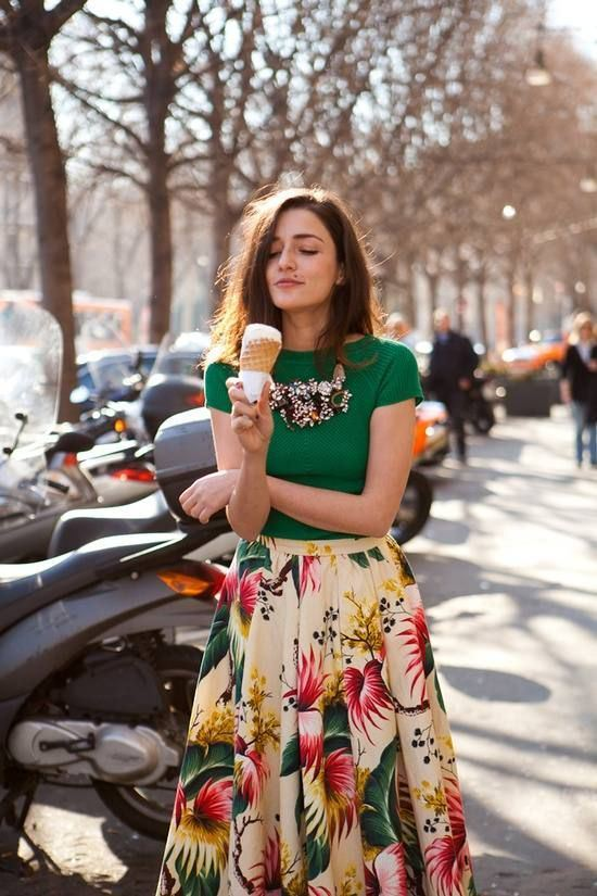 tropical-prints-trend-skirt