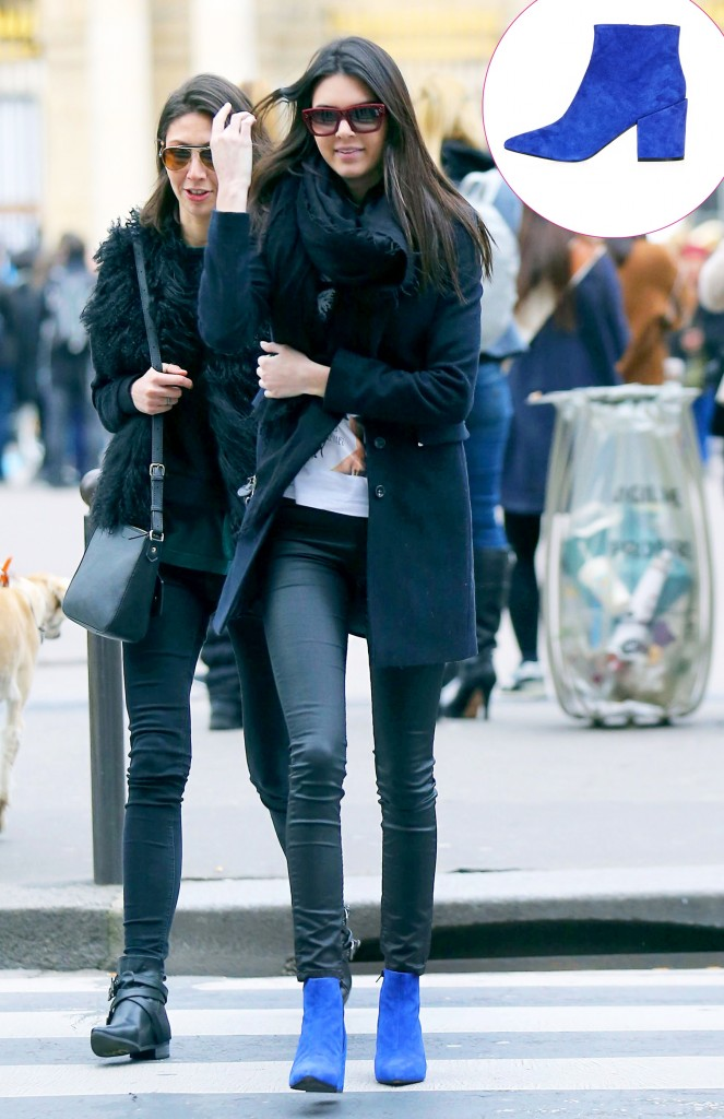 Kendell-Jenner-street-style-blue-suede-winter-boots