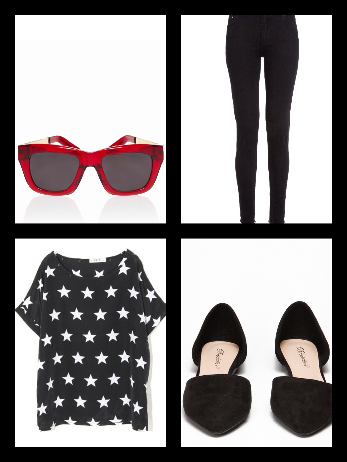 Outfit streetstyle under 100 Euros