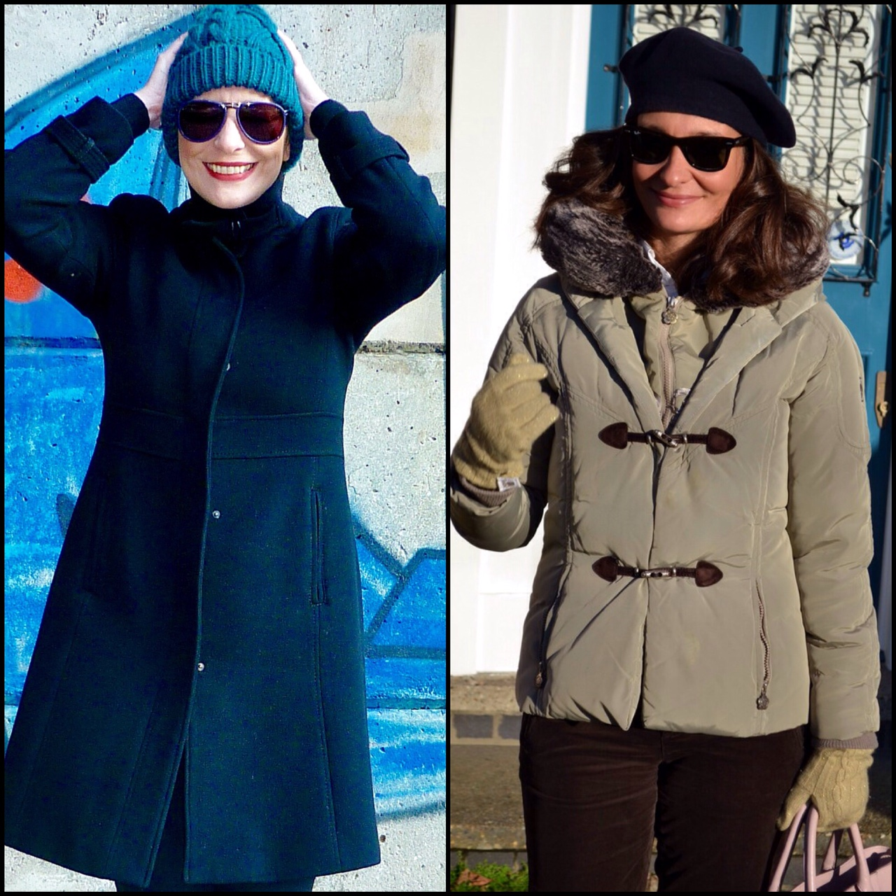 FAshion sisters winter warmers
