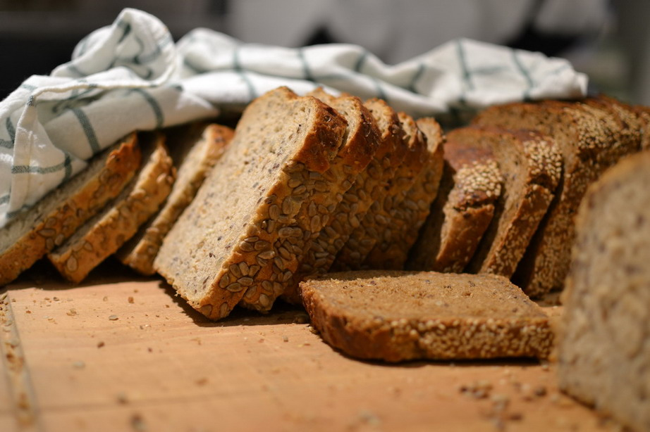 London Soup du Jour German Rye Bread