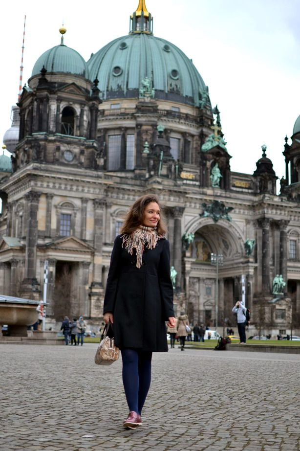 Berlin Cathedral Street Style