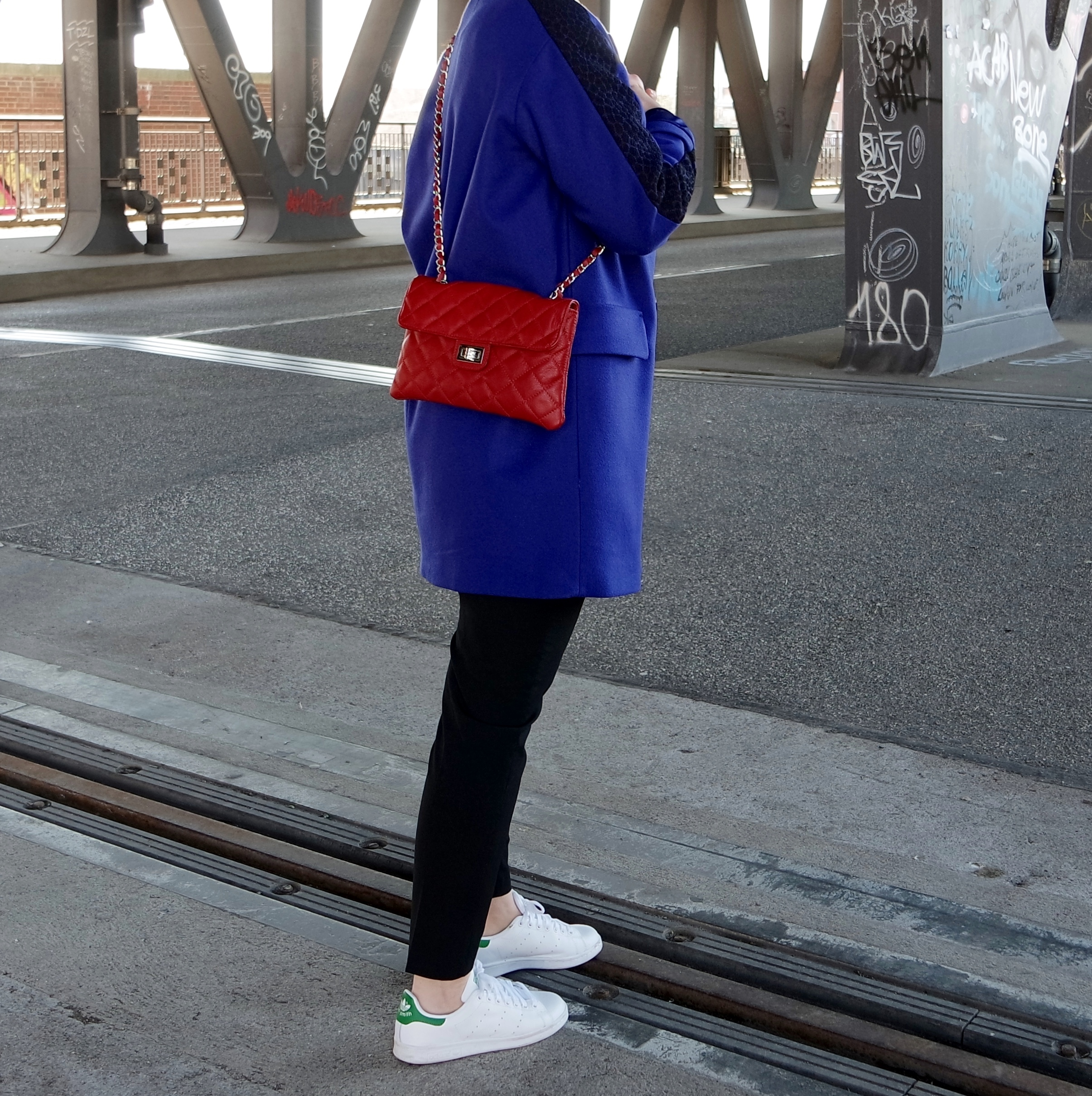 street style stan smith max mara