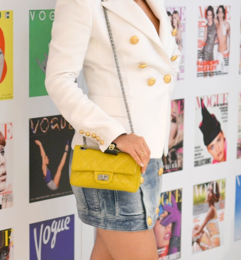 vogue festival mustard yellow chanel bag resized