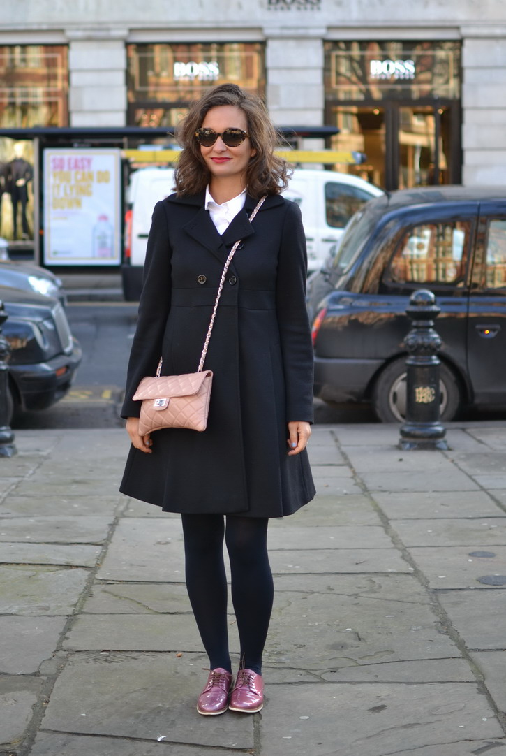 London Street style chanel quilted bag sloane square