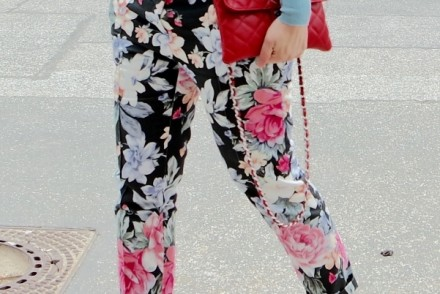 Floral Pants 2015 street style (23) (601x800)