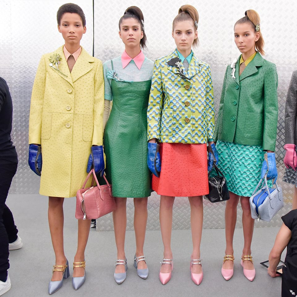 Prada Rready-to-wear collection AW 2015/2016