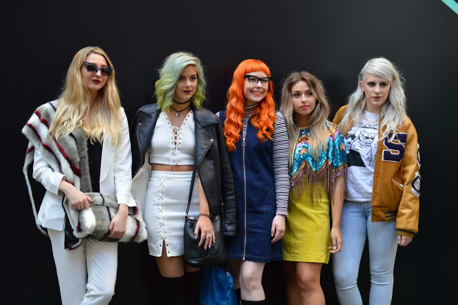 These ladies remind me of a 70s tv show...hmm which one was it..