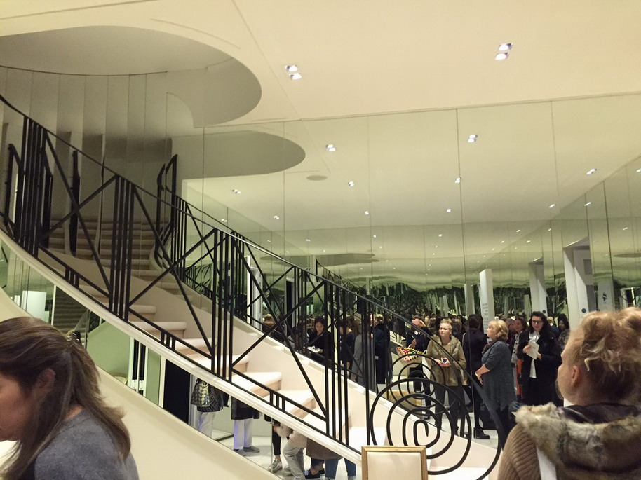chanel exhibtion saatchi gallery oct 2015