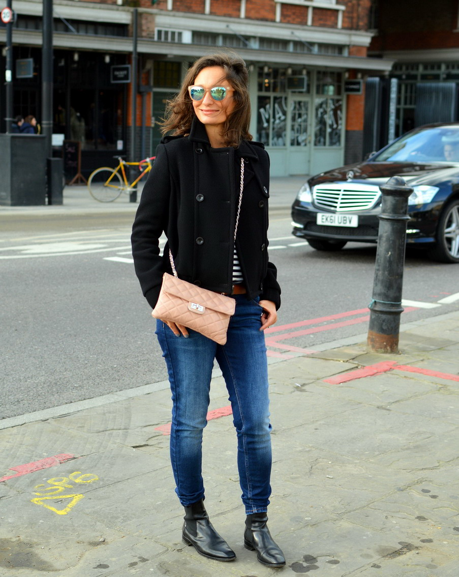 London Streetstyle Bomber jacket
