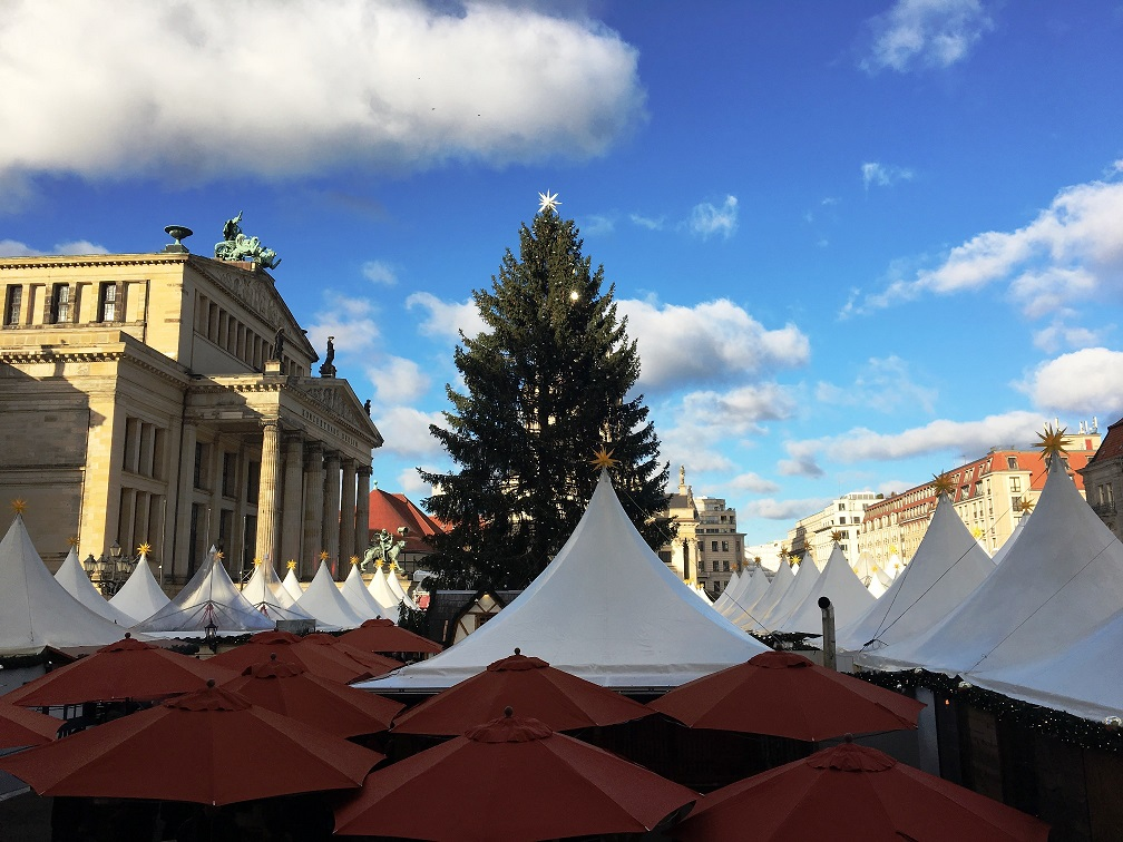 Christmas Market at Gendarmenmarkt